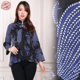 Harga Sb Collection Atasan Blouse Dyah Kemeja Batik Wanita Sb Collection Online