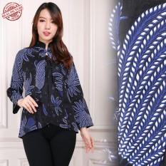 Toko Sb Collection Atasan Blouse Dyah Kemeja Batik Wanita Terlengkap Banten