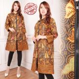 Harga Sb Collection Atasan Lilie Long Tunik Blouse Kemeja Wanita Batik Jumbo Sb Collection