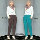 Beli Sb Collection Celana Kelisya Long Pant Abu Online Murah