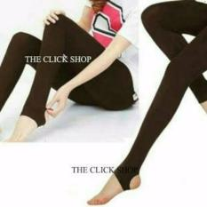 Spesifikasi Sb Collection Celana Legging Injak Long Pant Import Coklat Sb Terbaru