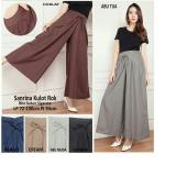 Harga Sb Collection Celana Panjang Sanrina Kulot Pant Coklat Sb Collection Original