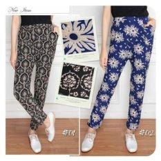 Promo Sb Collection Celana Panjang Sarina Long Pants Jumbo Hitam Di Indonesia