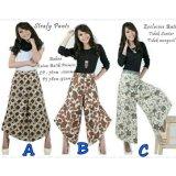 Beli Sb Collection Celana Panjang Steafy Kulot Batik Multicolor A Murah