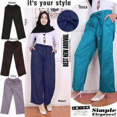 Harga Sb Collection Celana Wendy Kulot Pant Coklat Seken