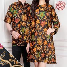Jual Sb Collection Couple Atasan Tunik Zaskia Blouse Dan Kemeja Batik Pria Lengkap