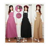 Toko Sb Collection Maxi Dress Tiara Overall Pink Termurah Di Indonesia