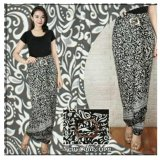 Toko Sb Collection Rok Lilit Batik Blakia Jumbo Hitam Sb Collection Banten