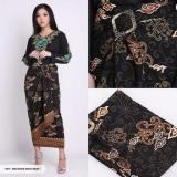 Harga Sb Collection Rok Lilit Gracia Maxi Jumbo Batik Bunga Hitam Emas Sb Collection Original