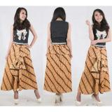 Diskon Produk Sb Collection Rok Maxi Akila Long Skirt Batik Coklat