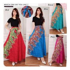 ... Celana Kulot Rok Batik Samurai Sinaran Pastel Long Pant Ungu. Sb Collection Rok Maxi Lilit Mahata Batik Long Skirt Ungu Daftar Source · SB Collection ...