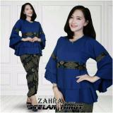 Jual Sb Collection Stelan Atasan Blouse Marlina Kebaya Dan Rok Lilit Batik Wanita Sb Collection Asli
