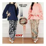 Sb Collection Stelan Kebaya Jinny Batik Blouse Tulip Dan Rok Peach Sb Collection Diskon 30