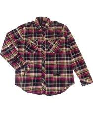 Beli Sceptic Apparel Kemeja Flannel Shirt Code The Club Sceptic Apparel Dengan Harga Terjangkau