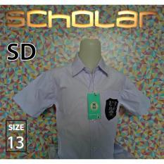 Scholar Seragam sekolah kemeja putih pendek sd no13