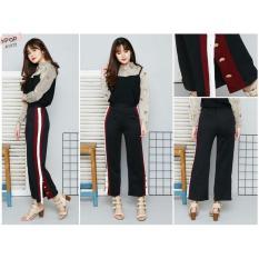 Diskon Scuba Pants Side Stripes K1372 Celana Di Indonesia