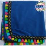 Spesifikasi Segiempat Rainbow Tassel Hijab Pom Pom Segiempat Tasel Dan Harga