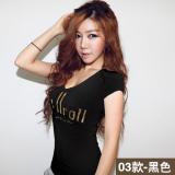 Beli Seksi Perempuan Slim Legging Perempuan Atasan Pakaian Wanita Lengan Pendek T Shirt Hitam Baju Wanita Baju Atasan Kemeja Wanita Murah Di Tiongkok