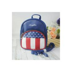selempang ransel import korea batam tas mini lucu backpack bagpack