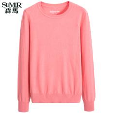 Spek Semir Jaket Bomber Musim Gugur Baru Korean Casual Check Cotton Shirt Collar Lengan Panjang Cardigans Semir