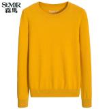 Toko Semir Jaket Bomber Musim Gugur Baru Korean Casual Check Cotton Shirt Collar Lengan Panjang Cardigans Sweater Hoodies Kuning Murah Di Indonesia