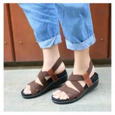 Diskon Sendal Karet Wanita Sepatu Sandal Department Store Vanilla Di Jawa Barat