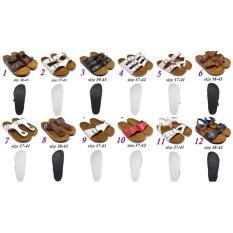 Sendal / Sandal 91 Shoes Birkenstock Pria Wanita Original Termurah - 6567C3