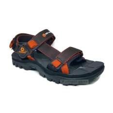 Spesifikasi Sendal Sandal Gunung Hiking Pria Outdoor Adventure Coloseum Brown Edition Baru