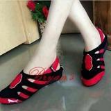 Jual Sendal Sepatu Ninja Merah Import