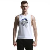 Toko Seobean Pria Without Lengan Otot Binaraga Tank Top Gym Singlet Fitness Sport Vest Putih Ukuran S Xl Intl Terlengkap Tiongkok