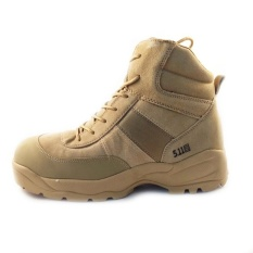 Sepatu 511 Tactical - 6 inch DB 7870 S Quality Original Outdoor Gurun coklat