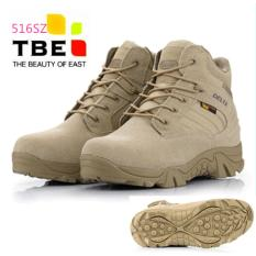 Sepatu 516 Tactical Boots Delta Coklat 6inc