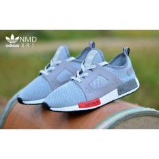 Sepatu Adidas Sport NMD XR 1 Abu