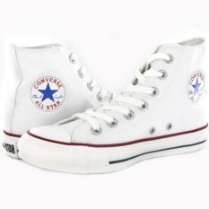 Diskon Produk Sepatu All Star Pria Wanita Putih