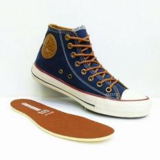 Sepatu All Star Sneakers FreeStyle Tinggi Premium Terbaruu...