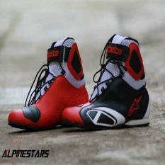 Sepatu Alpinestar Balap Boots Pria #1