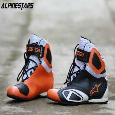 Sepatu Alpinestar Balap Boots Pria #2