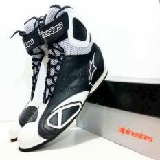 Sepatu Alpinestar Balap Boots Pria #3
