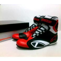 Sepatu Alpinestar Boots Red Murah# 02 - 5Ee677
