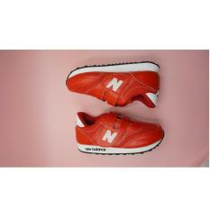 sepatu anak anak sekolah nb merah putih