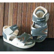 Jual Sepatu Anak Babywang Edward Cream Umur 1T 3T Baby Wang Import