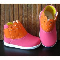 Harga Sepatu Anak Babywang Oracle Pink Umur 1T 3T Baby Wang Banten