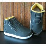 Harga Sepatu Anak Babywang Panther Boots Umur 1T 3T Baby Wang Asli