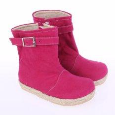 Spesifikasi Sepatu Anak Balita Perempuan Catenzo Junior Cas 016 Pink Sintetis