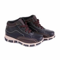 Spesifikasi Sepatu Anak Laki Laki Sepatu Casual Anak Garucci Gmu 9060 Hitam Garucci Terbaru