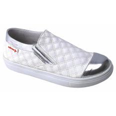 Sepatu Anak Perempuan Catenzo Junior Cap 206 Putih Sintetis Catenzo Junior Diskon 50