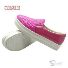 Tips Beli Sepatu Anak Perempuan Slip On Santai Pink Cabaret Original Sac 001 Yang Bagus