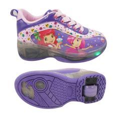 Sepatu Anak Roda 1 Karakter SS-JRD10