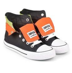 Sepatu Anak Warior-Sepatu Sekolah Form Al-Anak Laki Laki-Distro Jv Ori