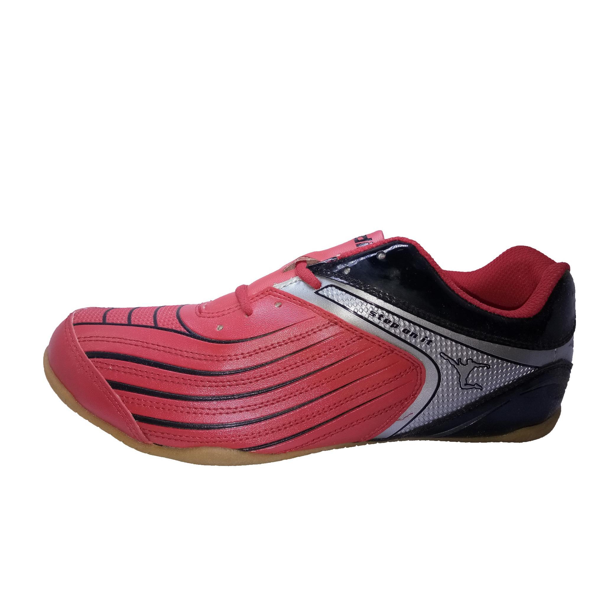 Sepatu Ardiles Futsal Indianapolis FL Black Red - Sepatu Futsal - Sepatu  Olahraga - Sepatu Running 975d306e98
